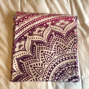 Other - Pink & Purple Mandala Tapestry